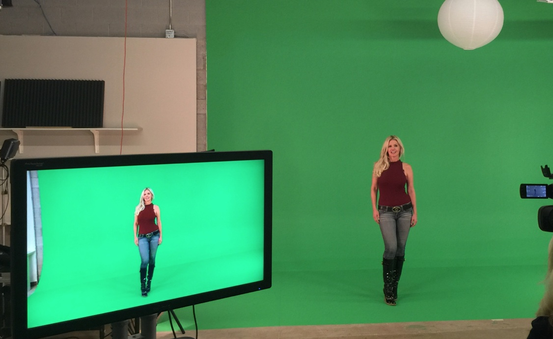 Green Screen Production with  Marley